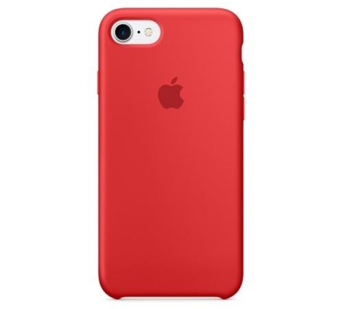 Originální kryt Apple pro iPhone 7, červená