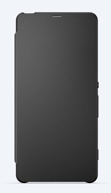 Sony Style Cover Flip SCR54 Sony Xperia XA graphite black