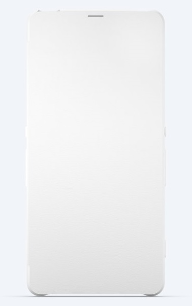 Sony Style Cover Flip SCR54 Sony Xperia XA white