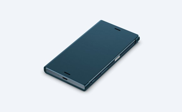 Sony Style Cover Flip SCSF20 Sony Xperia X Compact blue