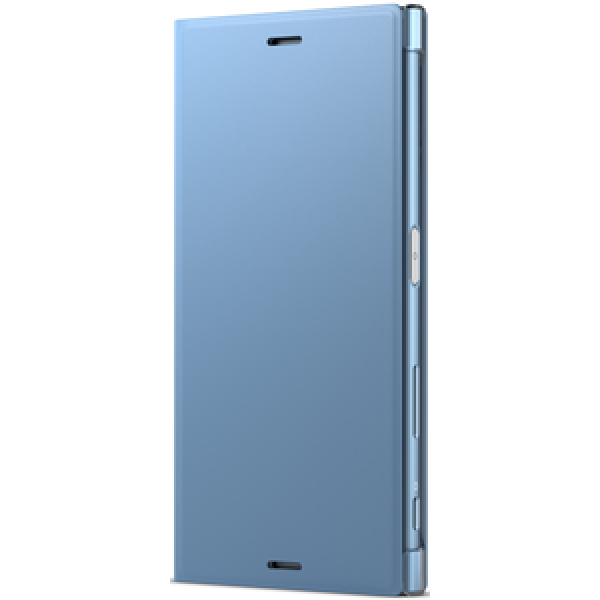 Sony Style Cover Flip SCSG20 Sony Xperia XZs blue