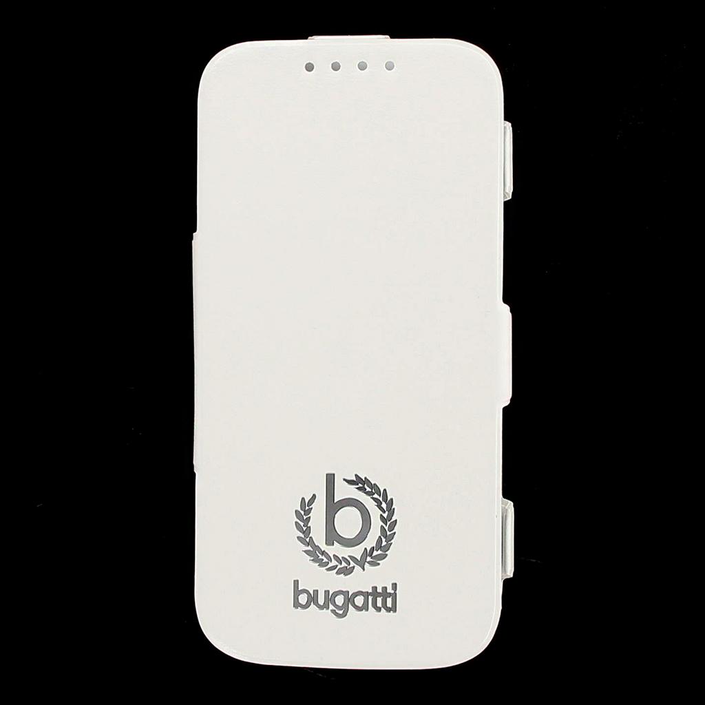 Bugatti Geneva Folio Pouzdro pro Samsung Galaxy S5 White