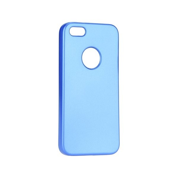 Jelly Case Flash MAT pro LG Q6, blue