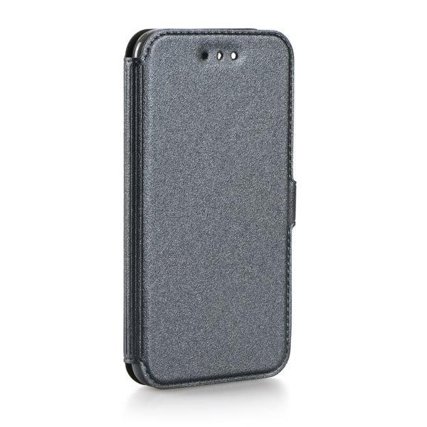 Book Pocket flipové pouzdro Samsung Galaxy J5 2017 grey