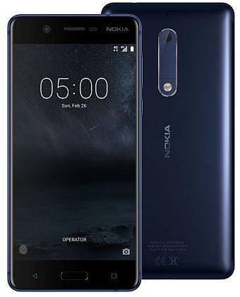 Nokia 5 Blue SingleSIM