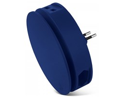 USBEPOWER AERO Power Hub nabíječka 2USB/2plugs Blue