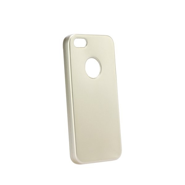 Jelly Case Flash MAT pro Samsung Xcover 4, gold