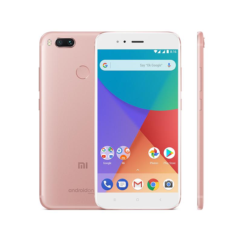 Xiaomi Mi A1 4GB/64GB Global Version Rose Gold