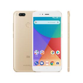 Xiaomi Mi A1 4GB/64GB Global Version ve zlaté barvě