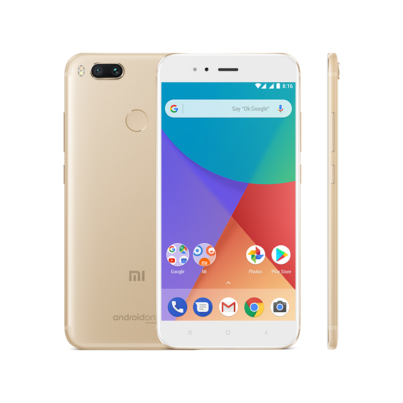 Xiaomi Mi A1 4GB/64GB Global Version Gold