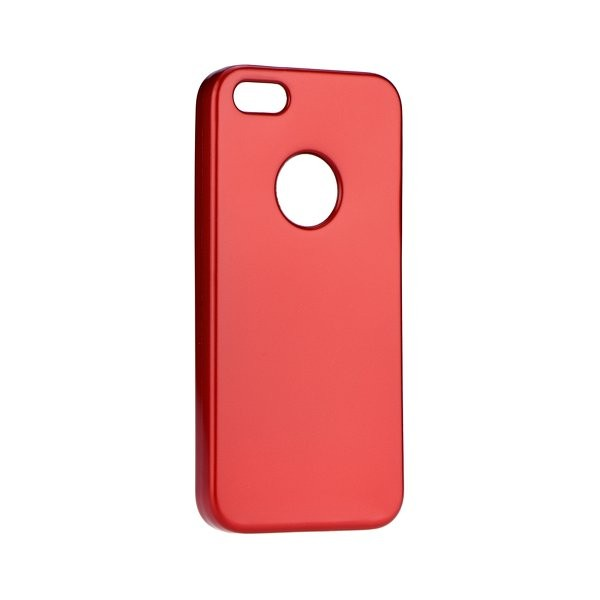 Jelly Case Flash Mat pro Samsung Galaxy A7 2017, red