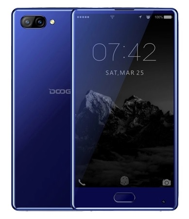 Doogee MIX 4GB / 64GB DualSIM Aurora Blue