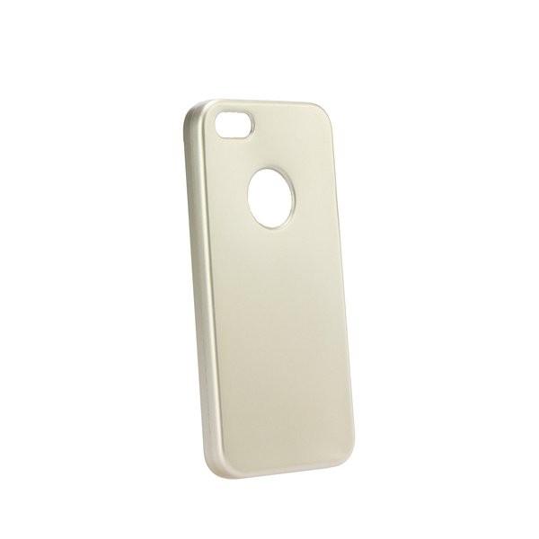 Jelly Case Flash Mat pro Sony Xperia E5, gold