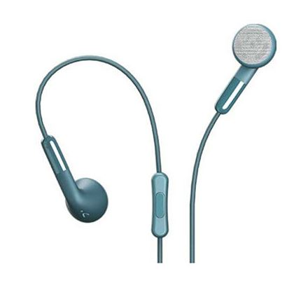 USAMS EP-16 On-Ear Stereo Headset 3,5mm blue