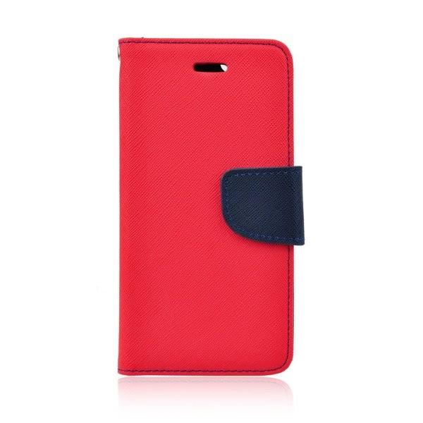 Fancy Diary flipové pouzdro Xiaomi Redmi Note 3 red/navy