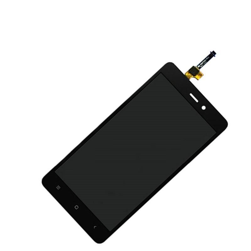 LCD displej + dotyk + přední kryt Xiaomi Mi6 Black