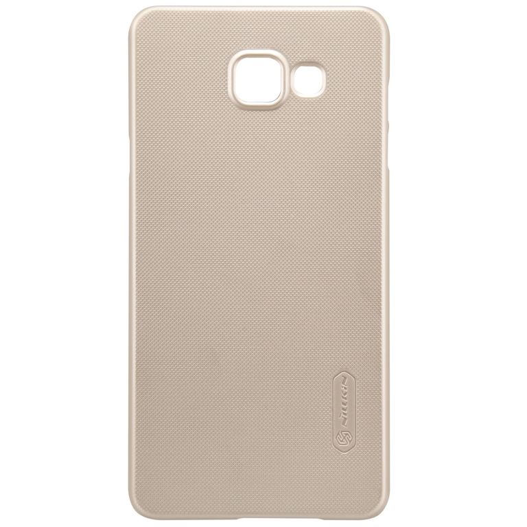 Nillkin Super Frosted zadní kryt + fólie pro Asus Zenfone 4 Max ZC554KL, gold