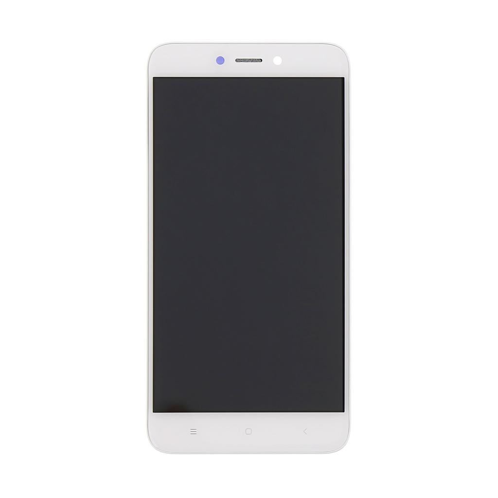 LCD + dotyk + přední kryt pro Xiaomi Redmi 4X White