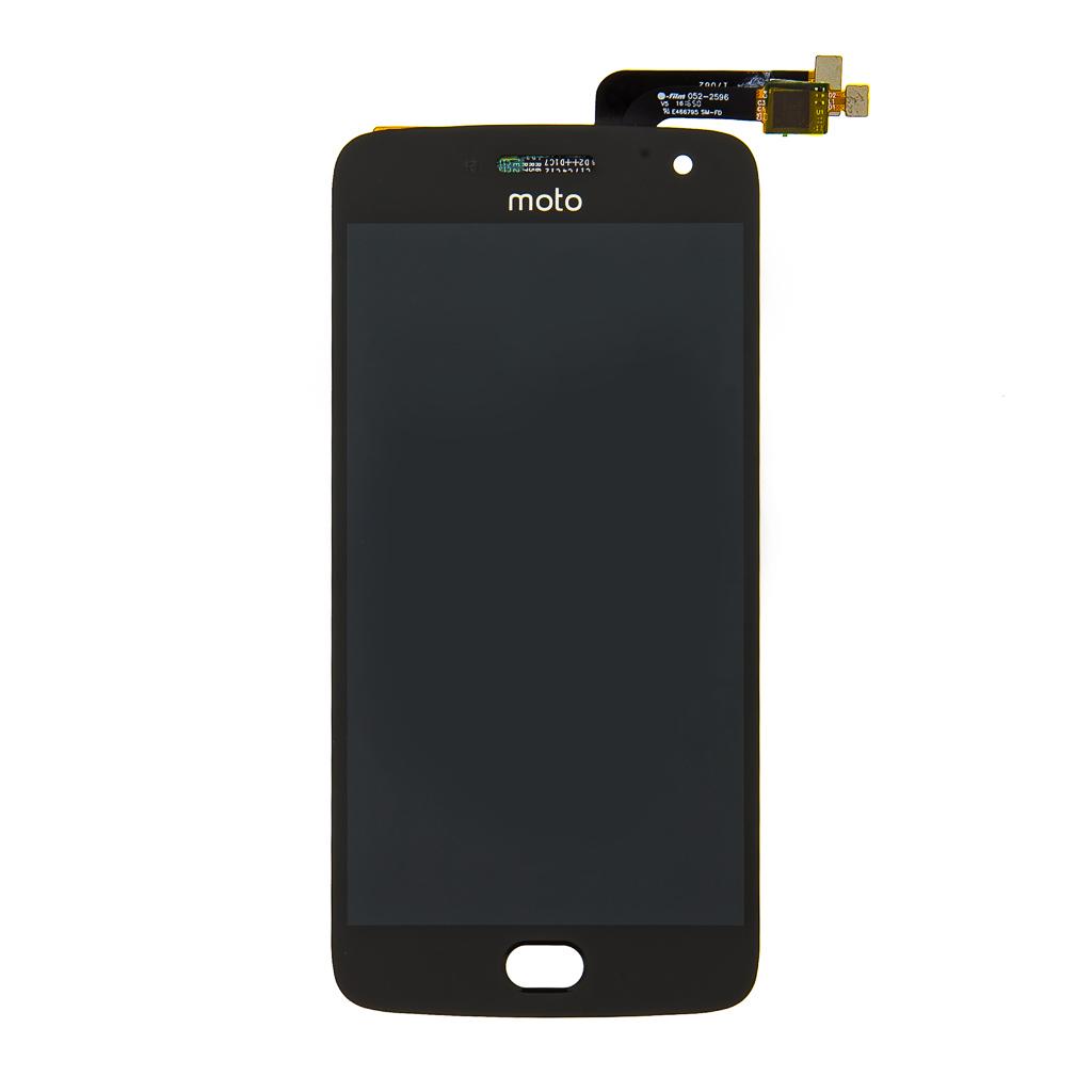 LCD + dotyková deska Lenovo Moto G5 Plus Black