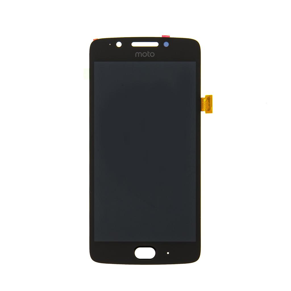LCD + dotyková deska Lenovo Moto G5 Black