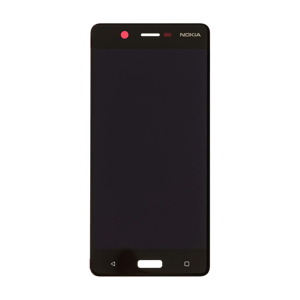 LCD displej + dotyková deska Nokia 5 Black