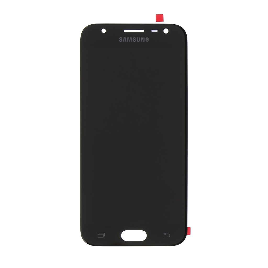 LCD + dotyk Samsung J330 Galaxy J3 2017 Black (Service Pack)