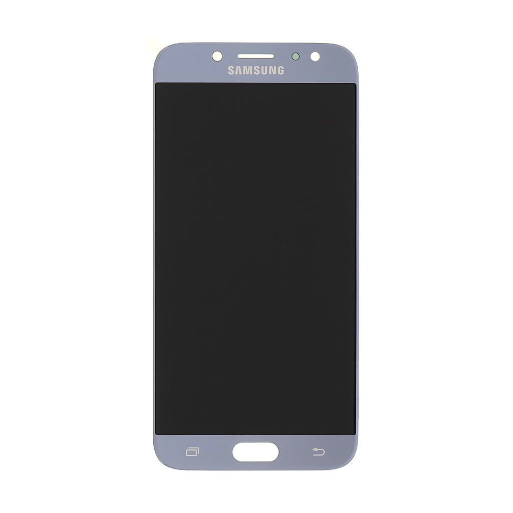 LCD + dotyk Samsung Galaxy J7 2017 Silver (Service Pack)