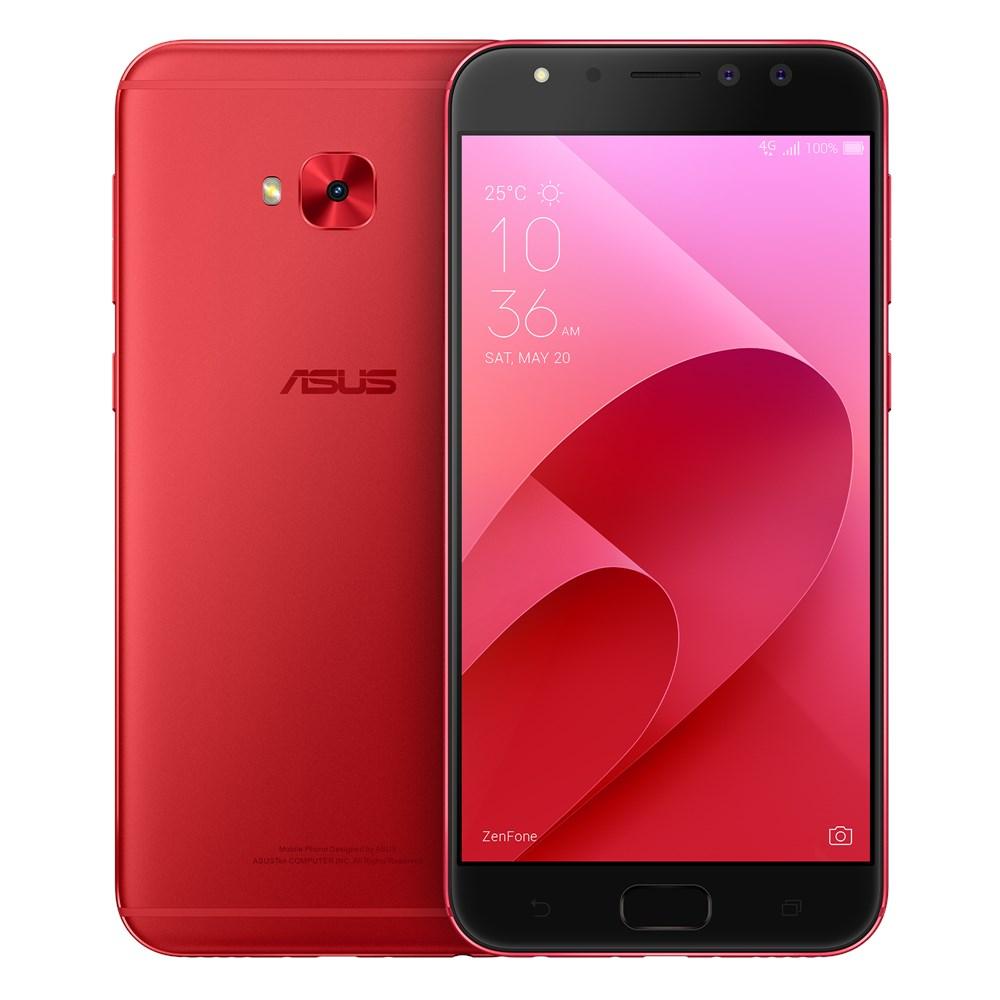Asus Zenfone 4 Selfie Pro ZD552KL Red