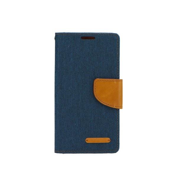Canvas Diary flipové pouzdro LG K10 navy blue
