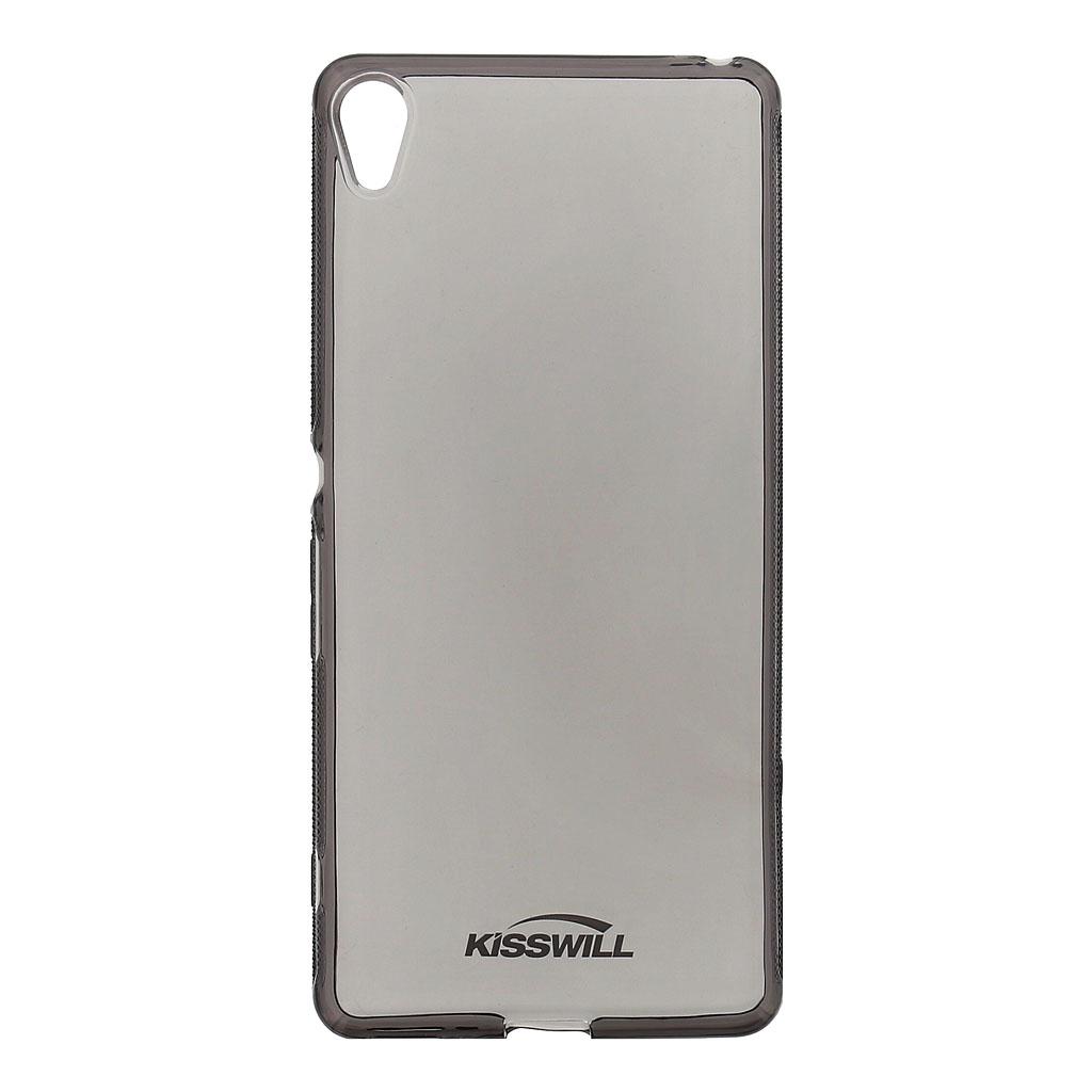 Silikonové pouzdro Kisswill Samsung i9195 Galaxy S4 mini černé