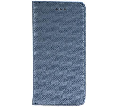 Smart Magnet flipové pouzdro Huawei Y7 steel