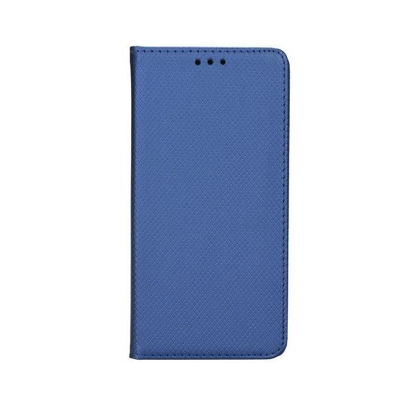 Smart Magnet flipové pouzdro Huawei Y7 navy blue