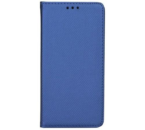 Smart Magnet flipové pouzdro Huawei Y6 2017 navy blue