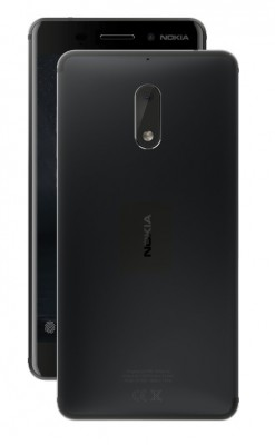 Mobilní telefon Nokia 6 Black