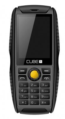 Mobilní telefon CUBE1 S200 Black