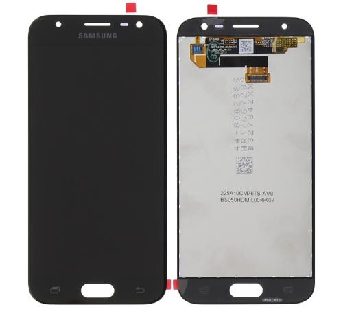 LCD + dotyk Samsung J330 Galaxy J3 2017 černá