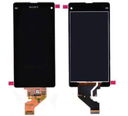 LCD + dotyk Sony Xperia Z1 compact (D5503) black (Service Pack)