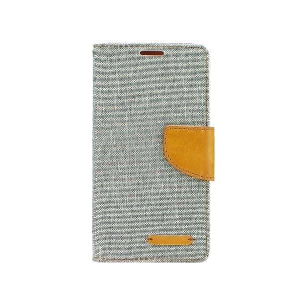 Canvas Diary flipové pouzdro LG K8 grey