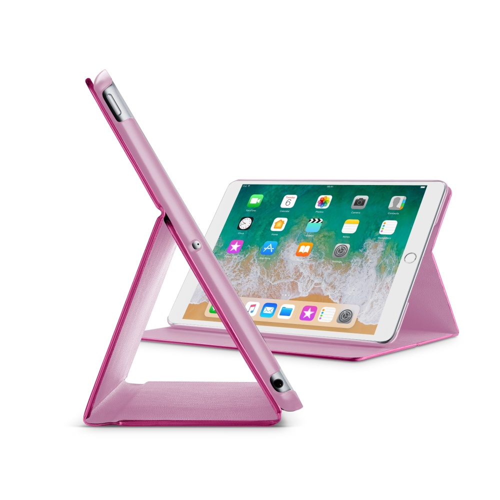 "CellularLine FOLIO pouzdro flip Apple iPad Pro 10.5"" pink"