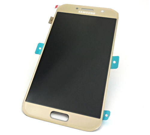 LCD + dotyková deska Samsung A320F Galaxy A3 2017 gold