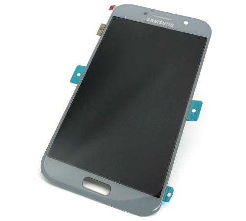 LCD + dotyková deska Samsung A320F Galaxy A3 2017 blue