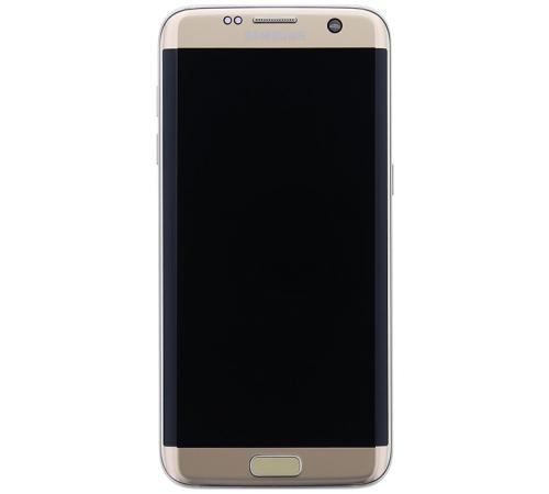 LCD + dotyková deska Samsung G935F Galaxy S7 edge gold