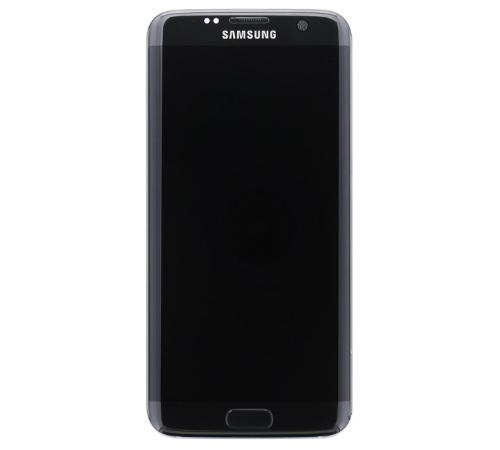LCD + dotyková deska Samsung G935F Galaxy S7 edge black