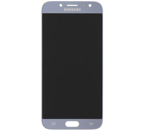 LCD + dotyková deska Samsung J730 Galaxy J7 2017 silver