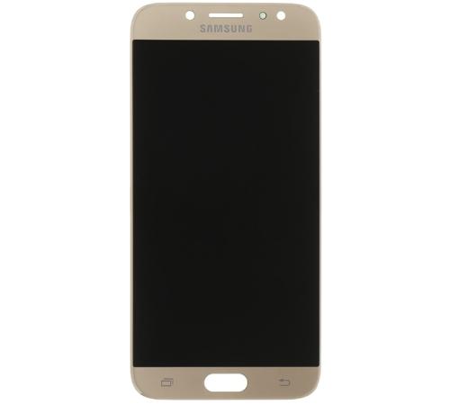 LCD + dotyková deska Samsung J730 Galaxy J7 2017 gold