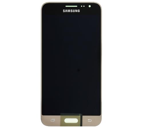 LCD + dotyková deska Samsung J320 Galaxy J3 2016 gold