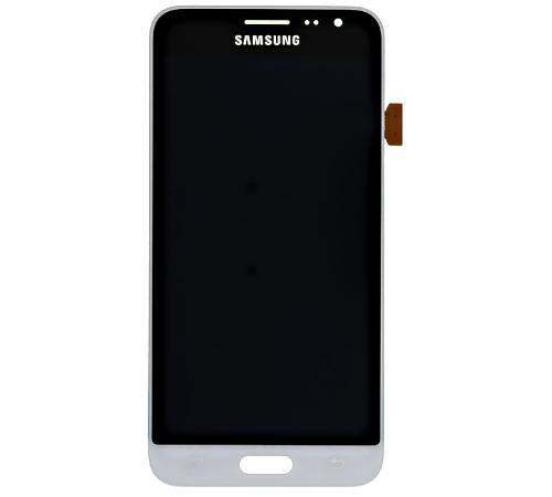 LCD + dotyková deska Samsung J320 Galaxy J3 2016 white