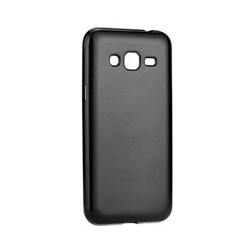 Pouzdro Jelly Case Flash Mat Samsung J320 Galaxy J3/J3 2016 černé
