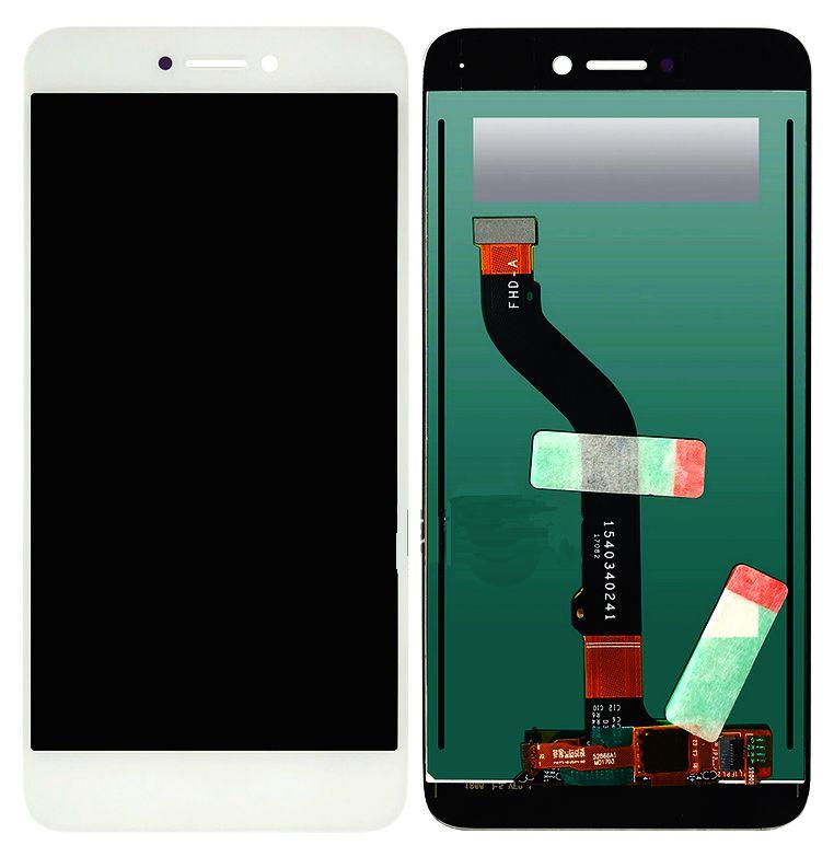 LCD + dotyk Huawei P8/P9 Lite 2017 + přední kryt white