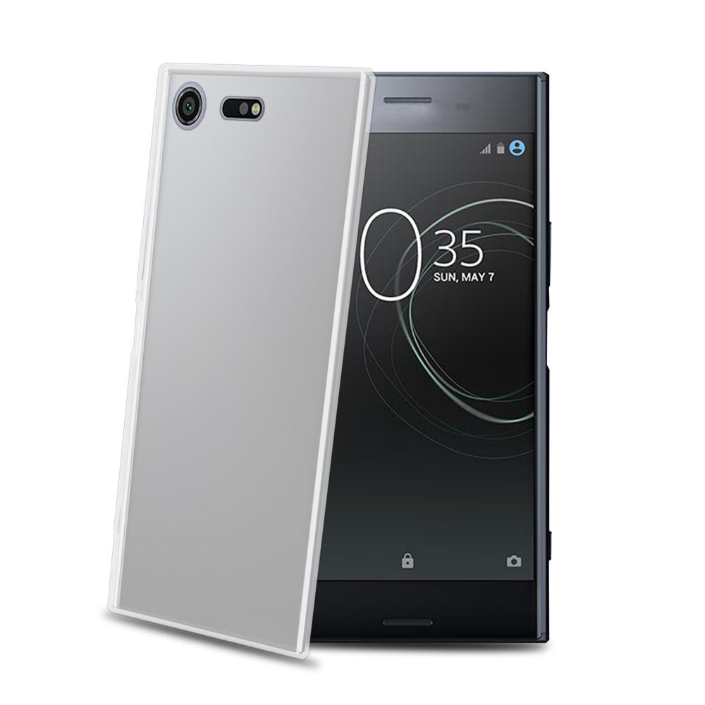 CELLY Gelskin silikonové pouzdro Sony Xperia XZ Premium bezbarvé